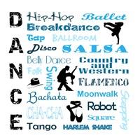 Dance 2 Fine Art Print