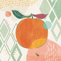 Fruit Frenzy VII Framed Print