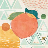 Fruit Frenzy III Framed Print