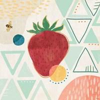 Fruit Frenzy IV Framed Print