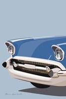American Vintage Car II Framed Print