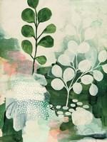 Nature Story IV Framed Print