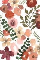 Garden Dance III Fine Art Print