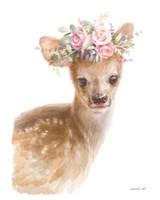 Wild for Flowers I Framed Print