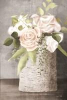 Floral Birch Fine Art Print