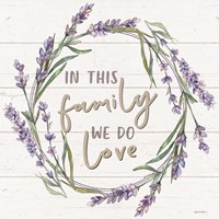 In This Family Fine Art Print