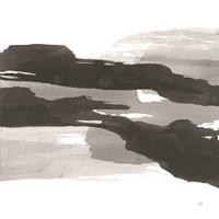 Black and White Classic III Framed Print