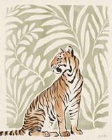 Jungle Cats II Fine Art Print