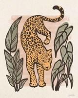 Jungle Cats I Fine Art Print