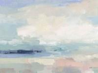 Land Sky Water Framed Print