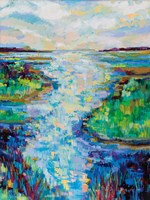 Thriving Marsh Fine Art Print