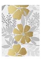 Golden Nature 1 Framed Print