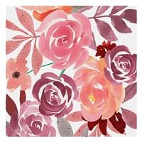 Flower Bunch 1 Framed Print
