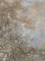 Forest Fresco I Framed Print