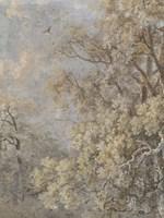 Forest Fresco II Framed Print