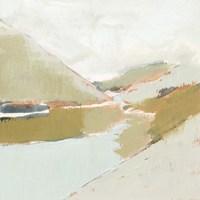 Fading Valley II Fine Art Print