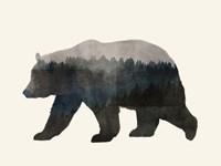 The Wilderness II Framed Print