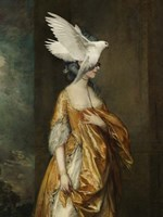 Flightless Bird II Fine Art Print