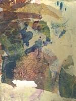 Monet's Landscape II Framed Print
