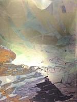 Monet's Landscape VIII Framed Print