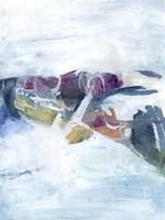 Gliding on Ice I Fine Art Print