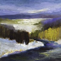 Winter II Framed Print