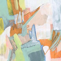Candied Sherbet II Fine Art Print