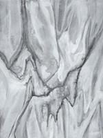 Marbled White I Framed Print