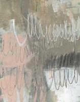 Twombly Script II Framed Print