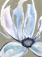 Floral Focus II Framed Print