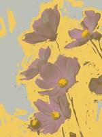 Pop Art Floral I Framed Print