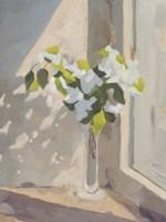Window Bouquet I Fine Art Print