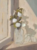 Window Bouquet II Fine Art Print