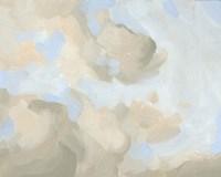 Cloud Coast II Framed Print