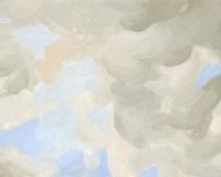 Cloud Coast III Framed Print