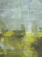Overgrown Greenway I Framed Print