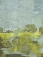 Overgrown Greenway II Framed Print