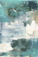 Terrene Abstract I Framed Print