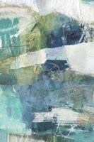 Terrene Abstract II Framed Print