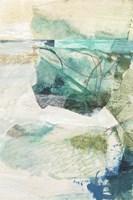Terrene Abstract III Framed Print