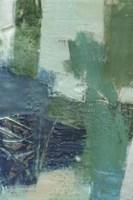 Terrene Abstract IV Framed Print