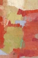 Bright Costa I Fine Art Print