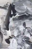 Black & White Mix III Framed Print