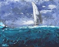 Sail Ho I Fine Art Print