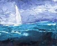 Sail Ho II Fine Art Print