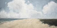 Beach Stroll Fine Art Print