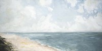 Beach View Fine Art Print
