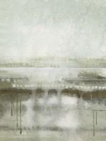 Wandering Terrain II Framed Print