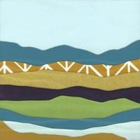 Mountain Series #94 Fine Art Print