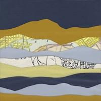 Mountain Series #99 Fine Art Print